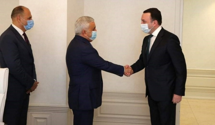 Azerbaijan and Georgia discuss energy cooperation