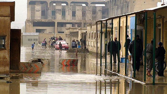 Flash floods in Afghanistan kill 14 people