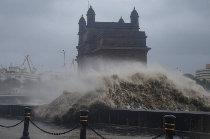 Over 90 missing as barge sinks off coast of India's Mumbai amid severe cyclone