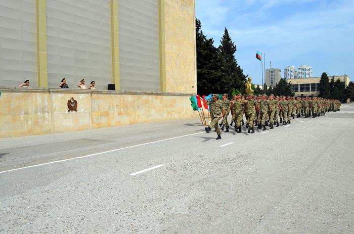 Azerbaijani MoD: Graduation ceremony of Reserve Officer Training Course held –   VIDEO