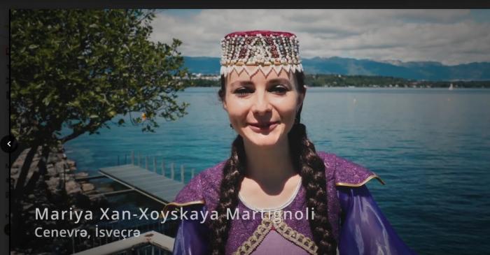 Fətəli xan Xoyskinin nəticəsi xalqımızı təbrik edib