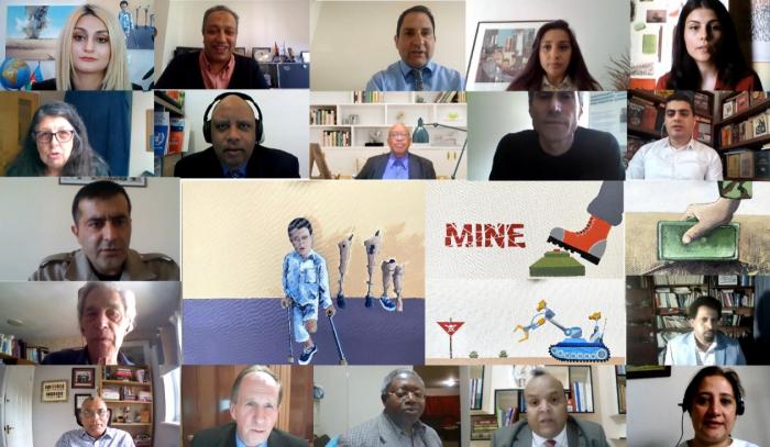 Mina risklərinə həsr olunmuş beynəlxalq konfrans keçirilib