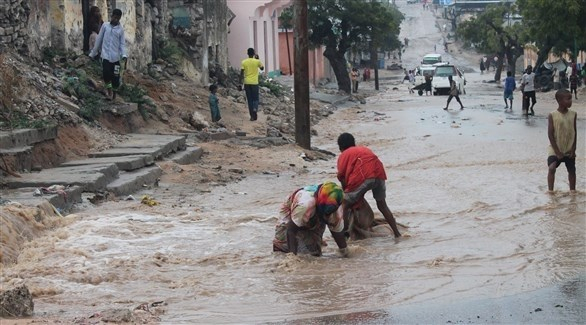 سيول مفاجئة تقتل 11 طفلاً في الصومال
