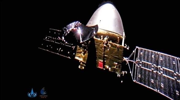 الصين تنجح في إنزال مركبة فضائية على سطح المريخ لأول مرة