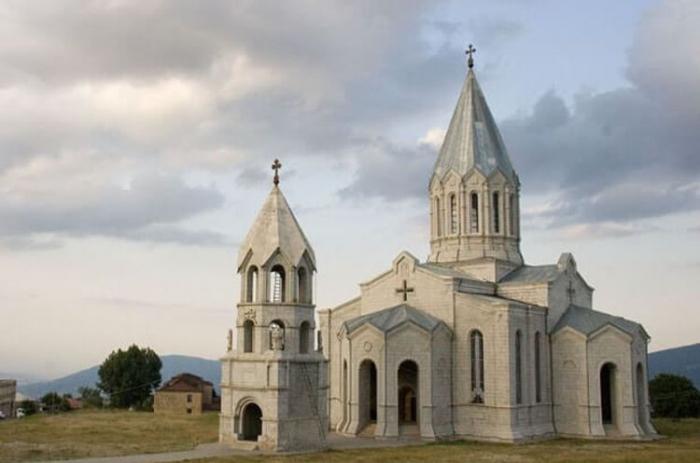 """كنيسة """"كازانتشي"""" - إرث أسلافنا """""""
