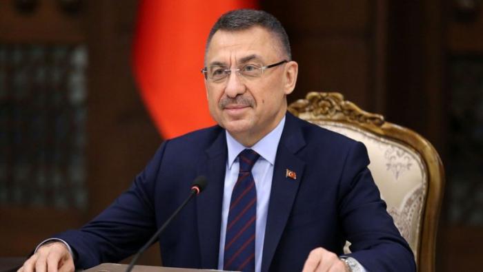Türkiyənin Vitse-prezidenti Azərbaycanı təbrik edib