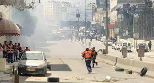 مقتل فلسطيني برصاص القوات الإسرائيلية بزعم تنفيذ عملية دهس شرق رام الله