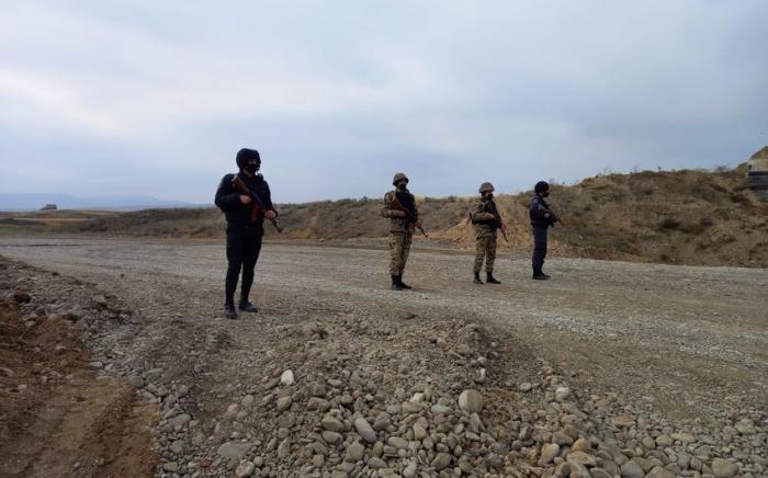Polisi maşınla vuran şəxsə cinayət işi başlanıldı