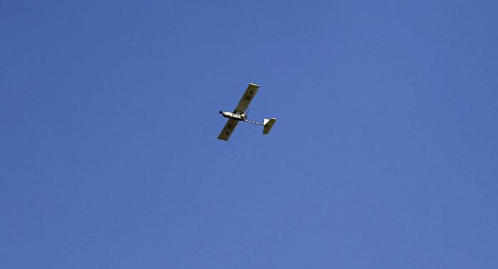 الجيش الإسرائيلي يعلن اعتراض طائرة بدون طيار خرقت المجال الجوي الإسرائيلي