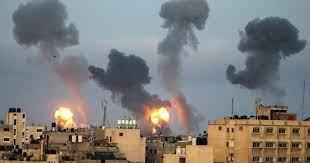 إطلاق صافرات الإنذار في كل المدن المتاخمة لقطاع غزة