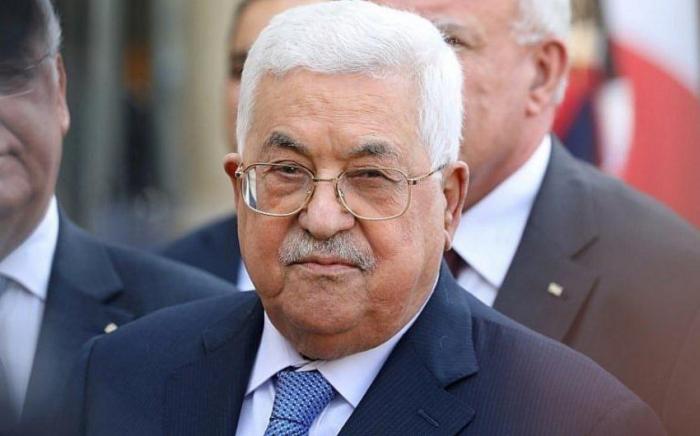 Mahmud Abbas Prezidentə məktub göndərdi