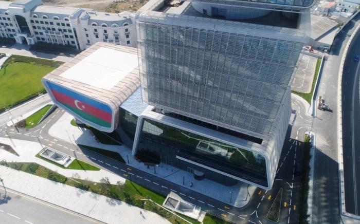İqtisadiyyat Nazirliyinin yeni binası 772 nəfərlikdir