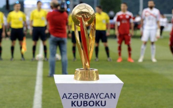 Azərbaycan kubokunun finalı:    Start heyətlər müəyyənləşdi
