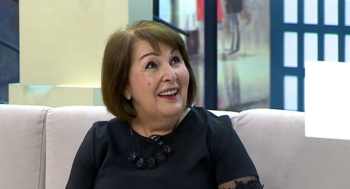 """Ofeliya Sənani:  """"Sözün düzü, 80 il yaşayacağımı gözləmirdim"""" -  MÜSAHİBƏ"""