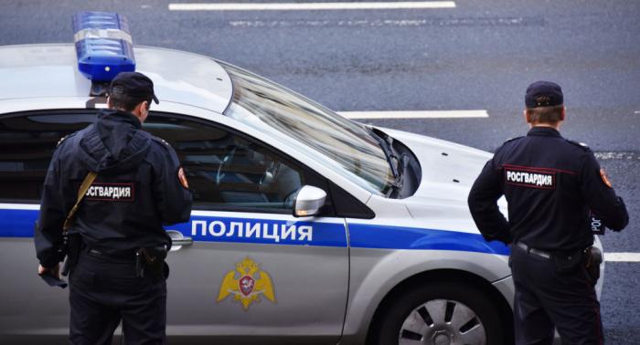 Rusiyada atışma olub:    Yaralılar var