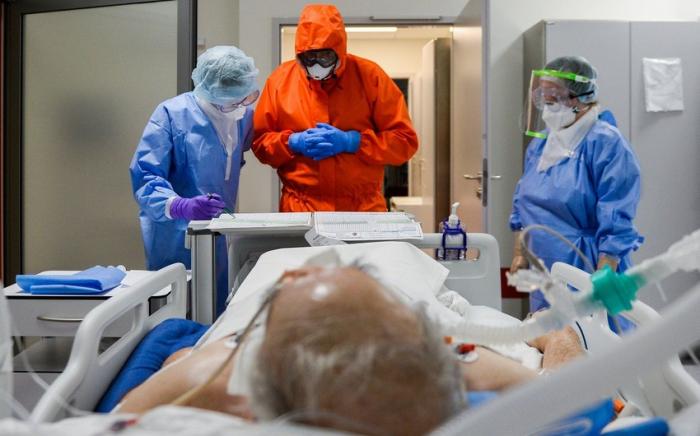 Gürcüstanda koronavirusa yoluxma sayı 343 mini ötdü