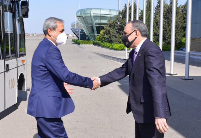 Türkiyənin Baş prokuroru Azərbaycana gəldi