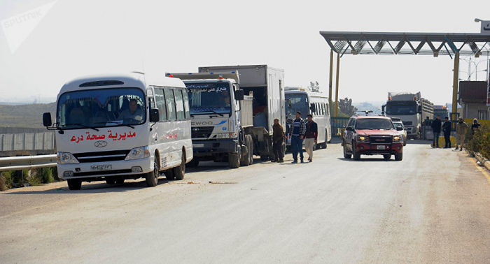 الأردن تتخذ قرارا جديدا بشأن استيراد البضائع السورية