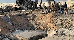 تفاصيل الهجوم على قاعدة عين الأسد في العراق