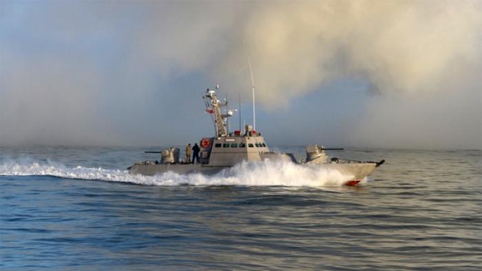 ABŞ və Ukrayna dənizdə birgə təlim keçirir