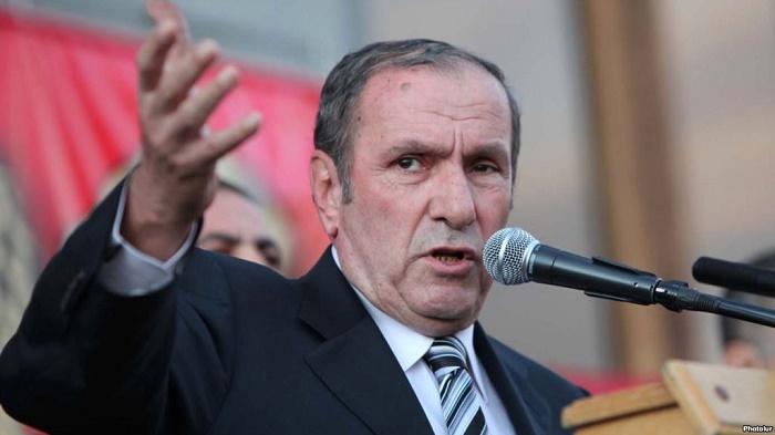 """""""Ermənistanı olduqca ağır günlər gözləyir"""" -    Ter-Petrosyan"""