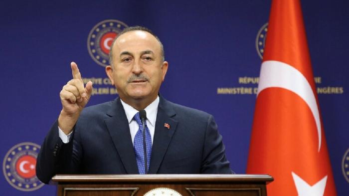 تشاووش أوغلو: نقدم الدعم العسكري إلى ليبيا بموجب اتفاقية ثنائية