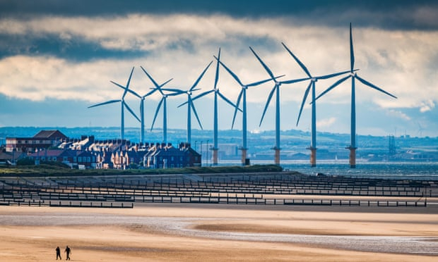 North Sea green energy could pass oil and gas by 2030, says study