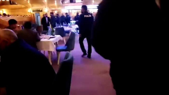 """""""Qədir Xum""""da gizli nişan mərasimi:  57 nəfər cərimələndi"""