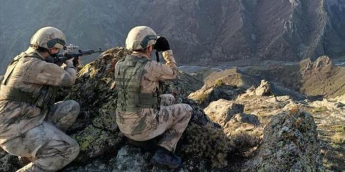 Türkiyə ordusu daha 40 terrorçunu zərərsizləşdirdi