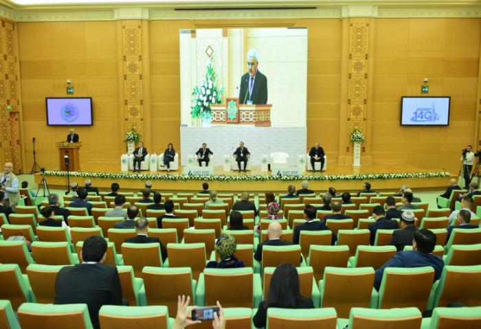 Rövnəq Abdullayev Türkmənistan prezidenti ilə görüşüb