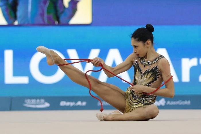 Azerbaijan names athletes to perform at Rhythmic Gymnastics World Cup in Italy