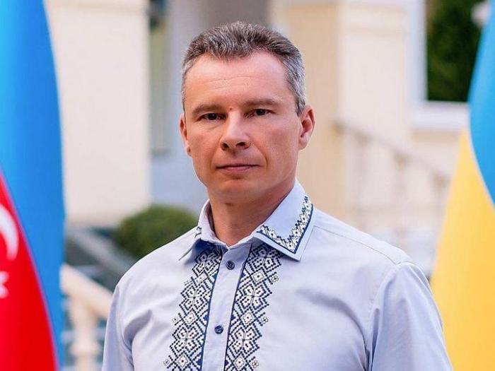 Ukrayna səfiri Heydər Əliyev haqqında yazdı