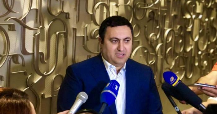 """""""Ermənistan təhlükəsizlik böhranı ilə üzləşib"""" -   Vardanyan"""