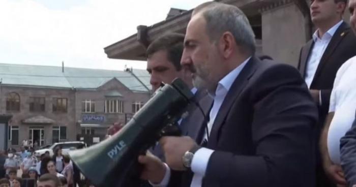 """""""Məğlub olduğumuz üçün fəxr edirəm""""-   Paşinyan"""