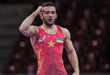 Un luchador azerbaiyano representará a Ucrania en los Juegos Olímpicos de Tokio