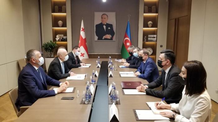 وأصدرت وزارة الخارجية بيانا عقب اجتماع وزراء الخارجية
