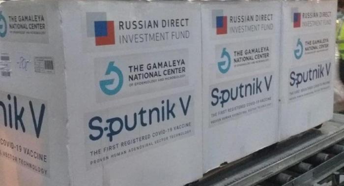 """Slovakiyada """"Sputnik V""""nin tətbiqinə başlanılır"""