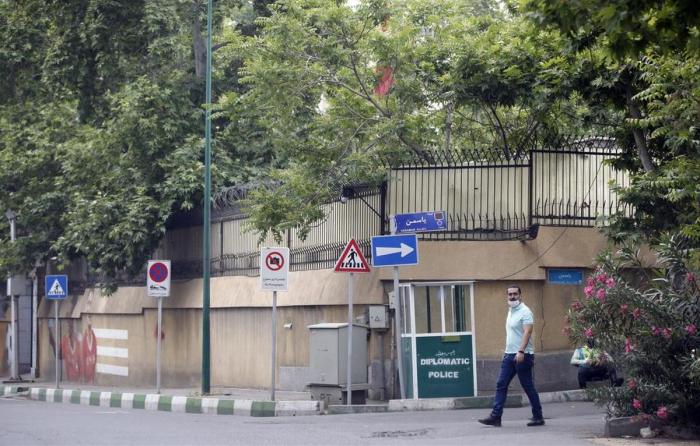 Iran: mort tragique d