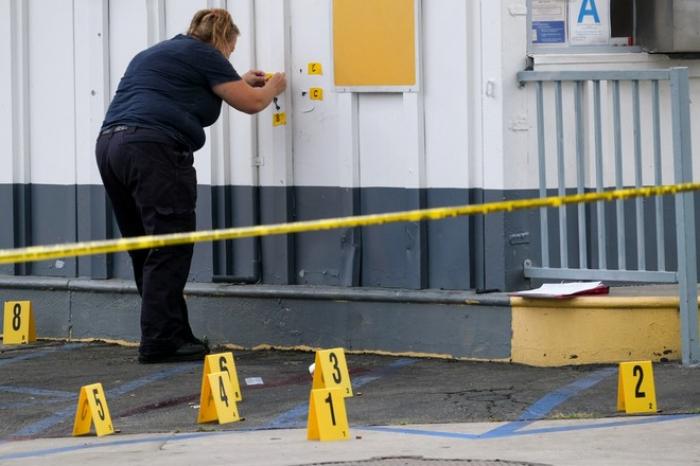 ABŞ-da silahlı insident:  9 nəfər yaralandı
