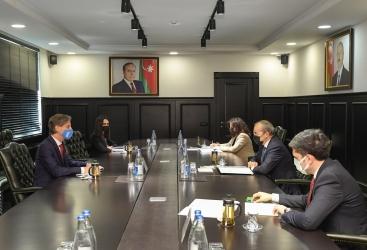 El PNUD apoyará los trabajos de la reconstrucción en los territorios liberados de Azerbaiyán