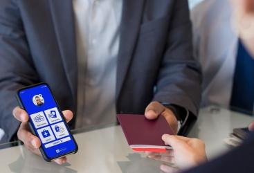 Se discutió la posibilidad de usar la aplicación móvil IATA Travel Pass en Azerbaiyán