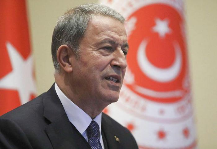 Le ministre turc de la Défense Hulusi Akar se rendra en Libye