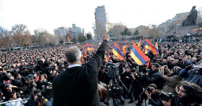 Demoralized Armenia