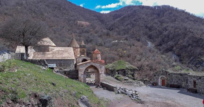 Es ist notwendig, alle Versuche der Armenier zu unterdrücken, in die aserbaidschanische Kultur einzugreifen  - israelische Experte