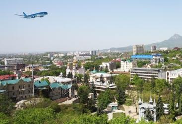 AZAL comenzará a operar vuelos a Mineralnye Vody