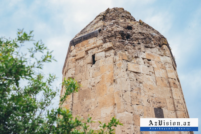 Armenian vandalism: Destroyed Mammadbeyli tomb of Zangilan district-  PHOTOS