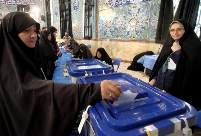 İranda 592 nəfər prezident olmaq istəyir