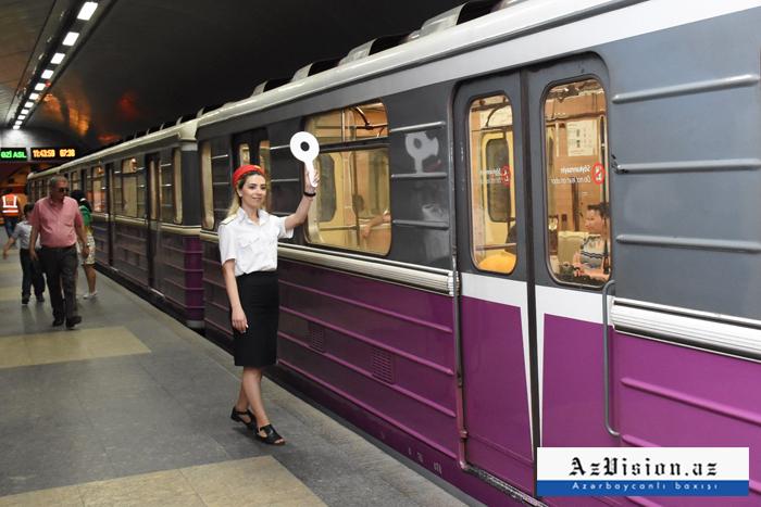 Metronun fəaliyyəti bərpa edilir