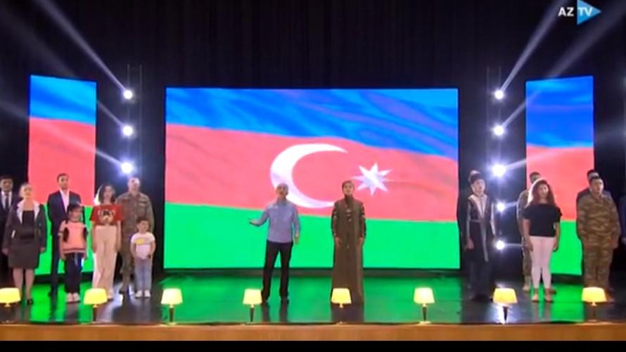 """Dünya azərbaycanlılarının """"YAŞAT"""" marafonu -  VİDEO"""
