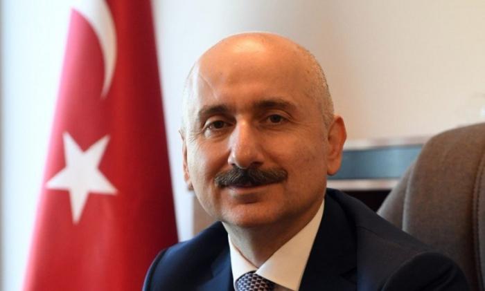 """""""Naxçıvan-Qars layihələrini yekunlaşdırmışdıq"""" -    Türkiyəli nazir"""